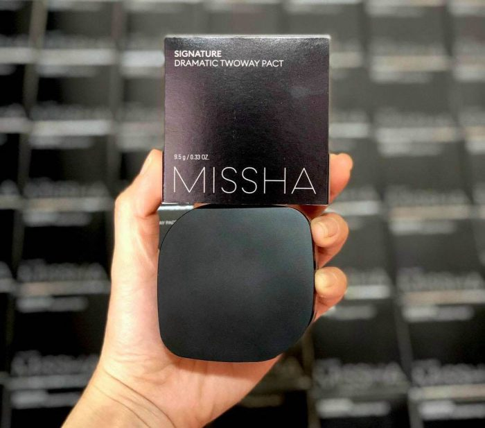 Phấn Phủ MISSHA Signature Dramatic Two Way Pact