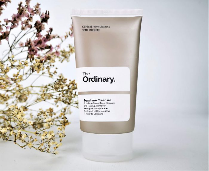review the ordinary sữa rửa mặt