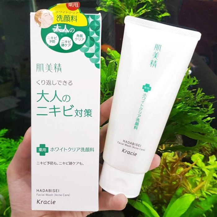 Sữa Rửa Mặt Kracie Hadabisei Facial Wash