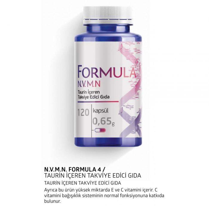 Thực phẩm bảo vệ và chống lão hóa Formula 4 N.V.M.N