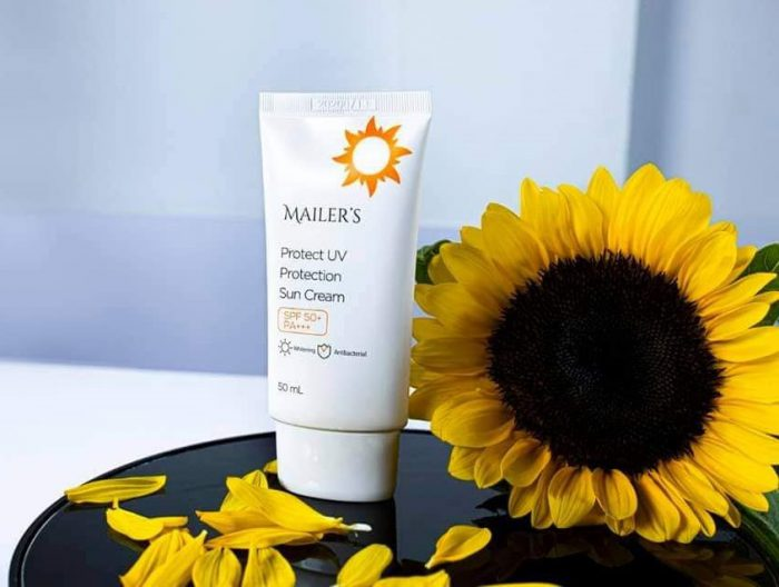 Kem Chống Nắng Mailer's Protect UV Protection Sun Cream