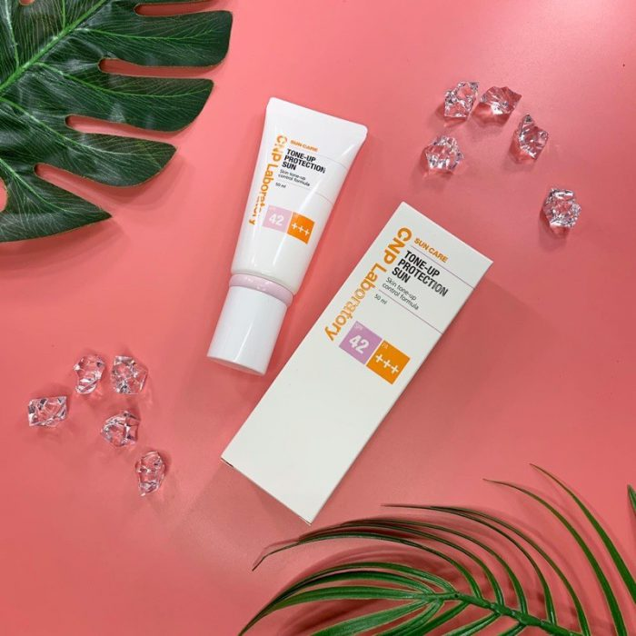 Kem chống nắng CNP Laboratory Tone Up Protection Sun SPF42 PA +++
