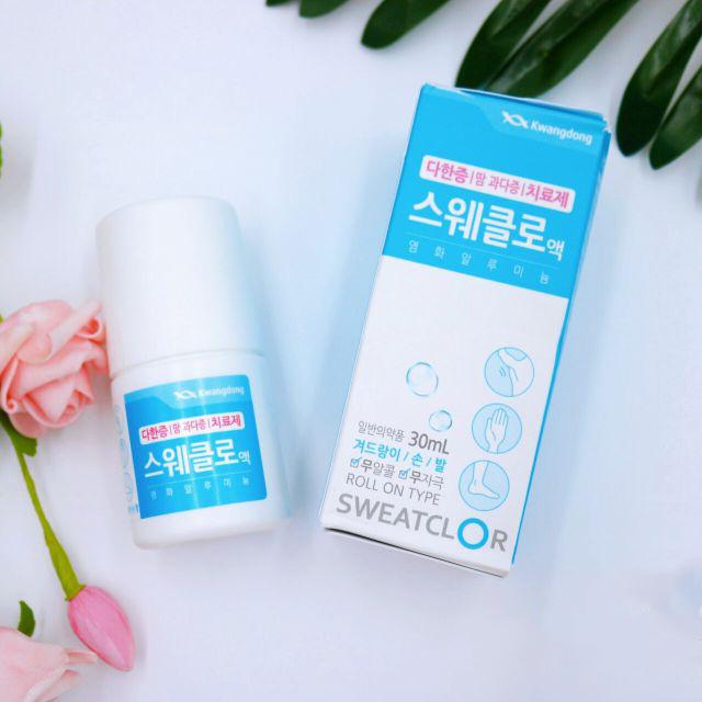 Lăn khử mùi Kwangdong Sweatclor