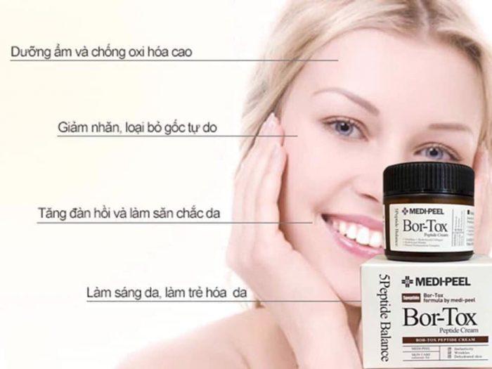 Kem MEDI PEEL Bor Tox Peptide Cream width=